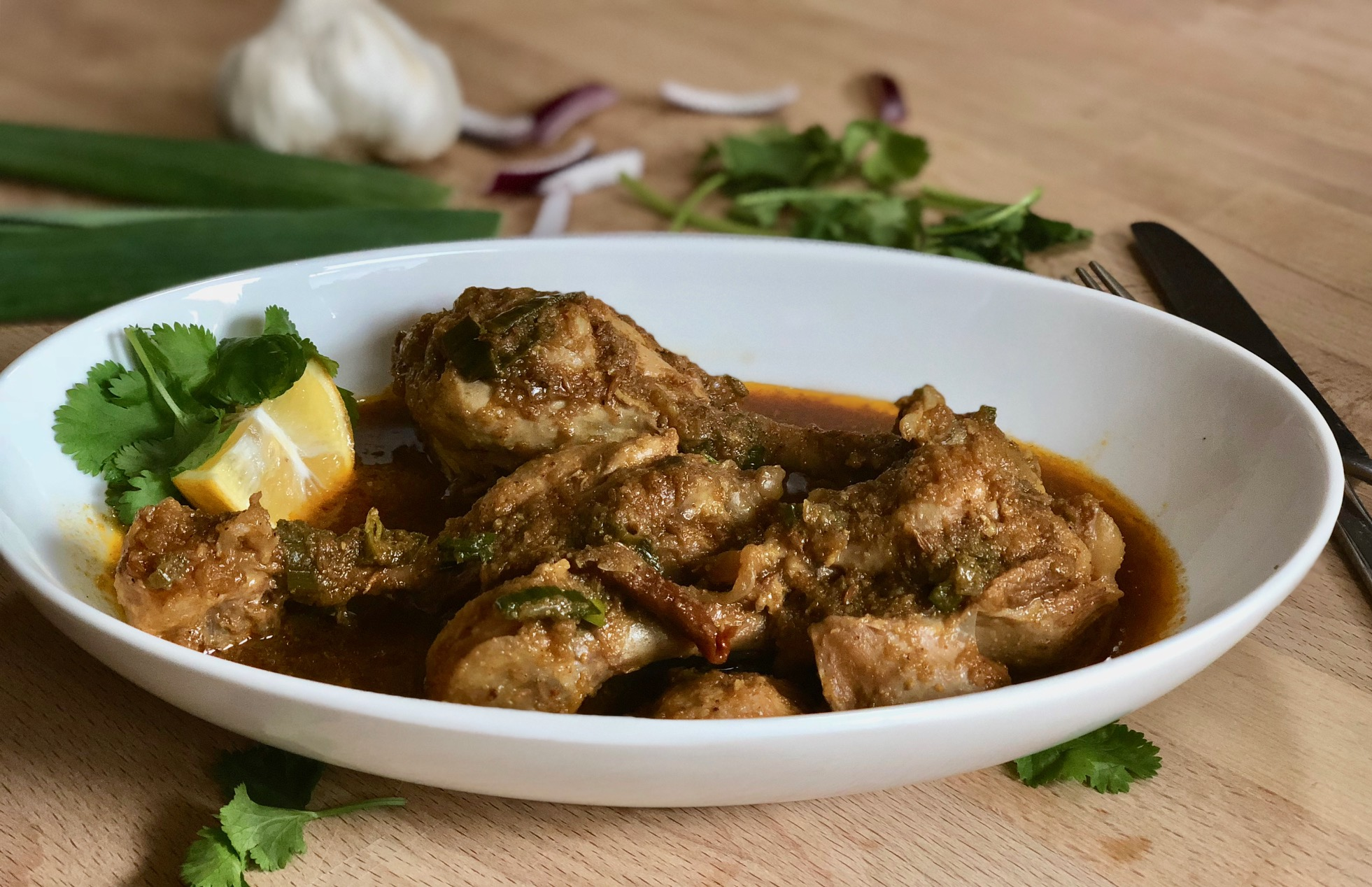 Instant Pot Chicken Curry Recipe by curry mommy quick and easy recipe desi chicken curry surati chicken