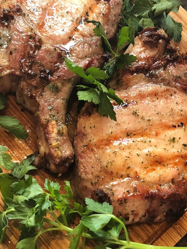Ranch Pork Chops