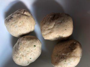 Zucchini Roti