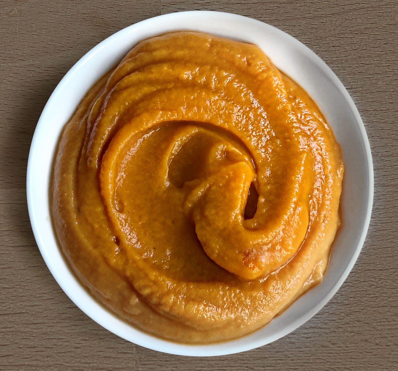 baby food sweet potato