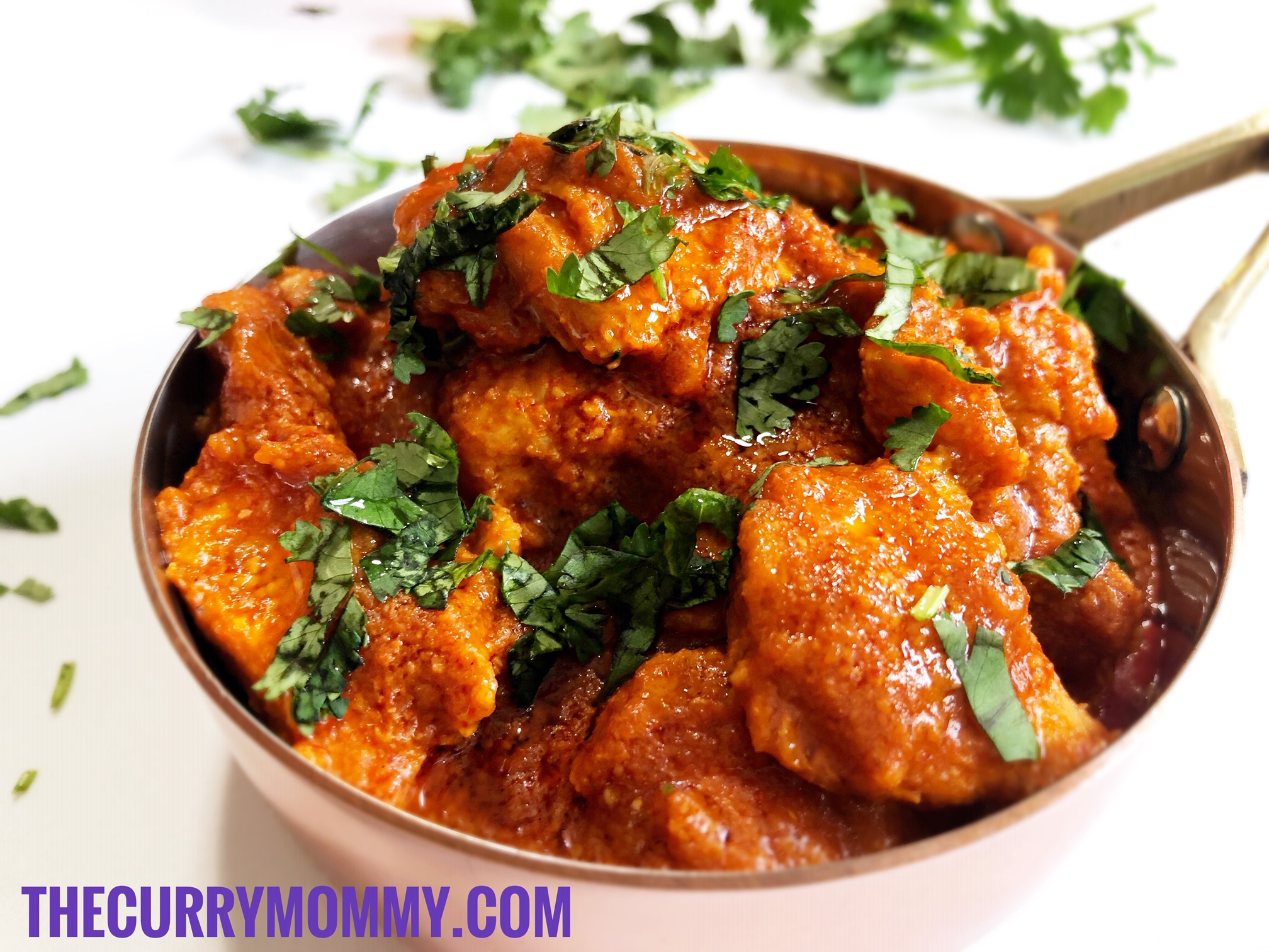 the curry mommy classic recipe using chicken breast and fresh ingredients