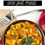 bell pepper chicken curry pinterest logo easy healthy recipe