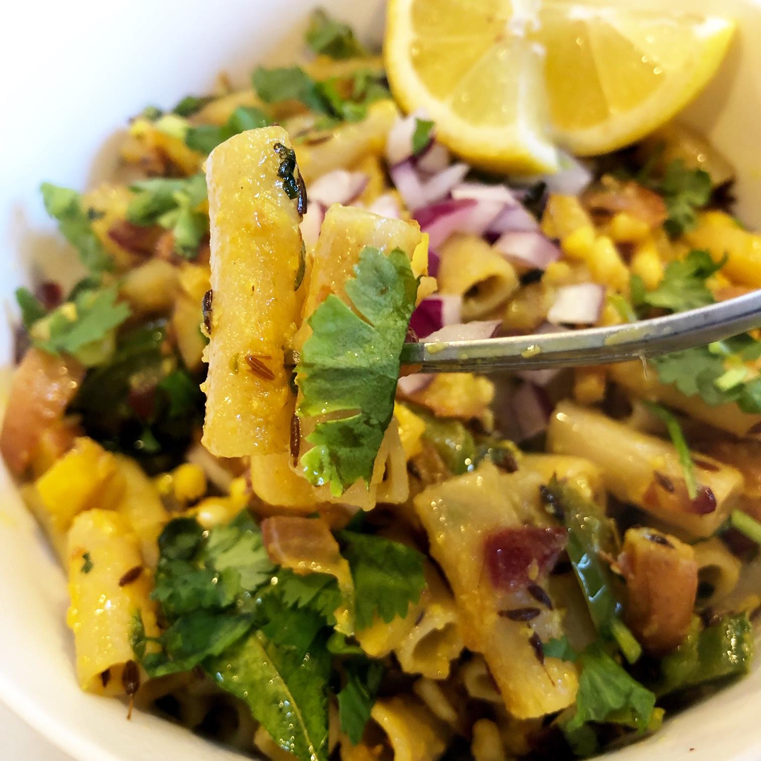 the curry mommy pasta bataka poha recipe