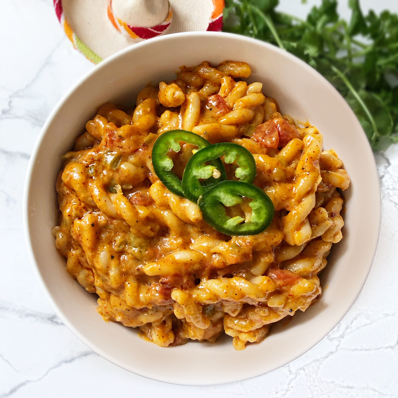 the curry mommy mexican mac and cheese