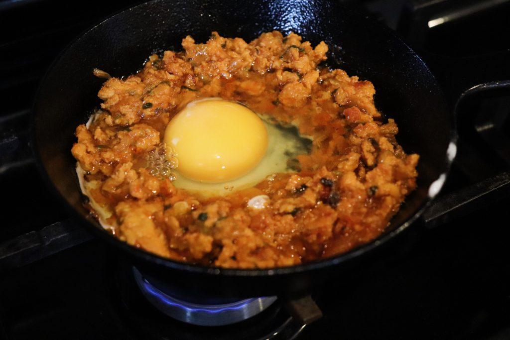 egg shasuka