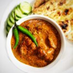 Butter Chicken Masala authentic kasoori methi and tomato puree heavy whipping cream