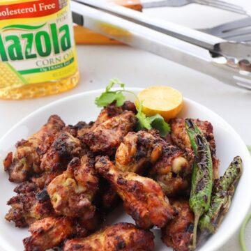 Mazola Chicken Wings