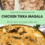 A link leading to the history of chicken tikka masala and the tastiest family friendly Indian recipe you'll ever try.