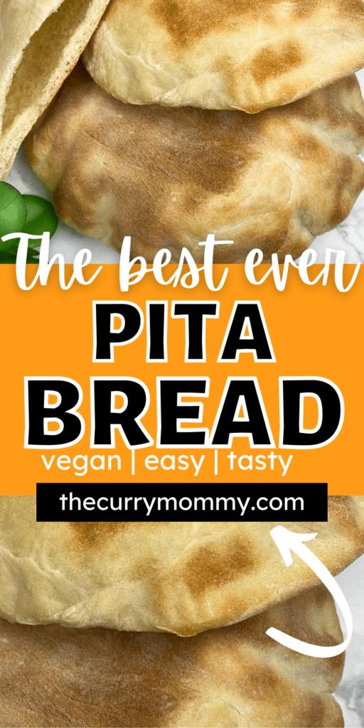 pita pocket pin greek recipe oven baked pantry essential ingredients.