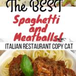 best spaghetti and meatballs recipe