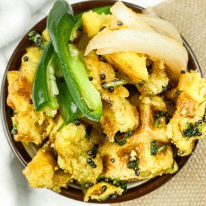 vegan recipes surati khaman category